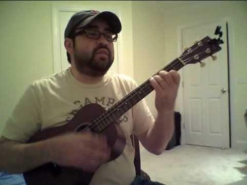 Faithfully on ukulele