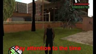 getlinkyoutube.com-Grand theft auto san andreas Easter eggs Mysterious Secret places PART1
