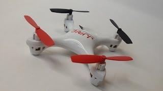 getlinkyoutube.com-Дешевый квадрокоптер JJRC 1000A, замена Hubsan H107L X4 ?