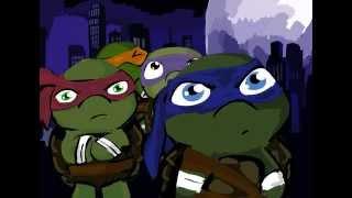 getlinkyoutube.com-Cutie Ninja Turtles (TMNT Parody)