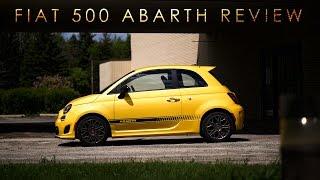 getlinkyoutube.com-Review | 2016 Fiat 500 Abarth | Disgruntled Motoring