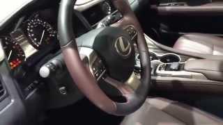 getlinkyoutube.com-New Lexus RX (2016) 450h review