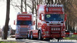 S. Verbeek Convoy - Uittocht Boeruh Rock 2013! Loud Pives Saves Lives HD