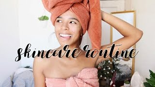 SKINCARE ROUTINE for ACNE PRONE SKIN!