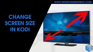 getlinkyoutube.com-How to change the screen calibration Kodi