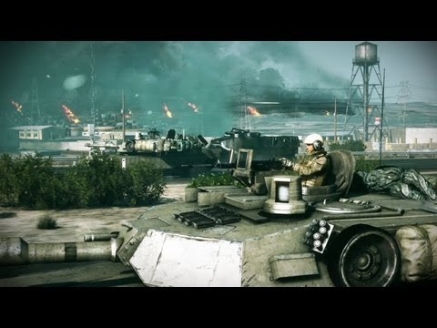 Battlefield 3 Launch Trailer -Q7GVSx7yMaA