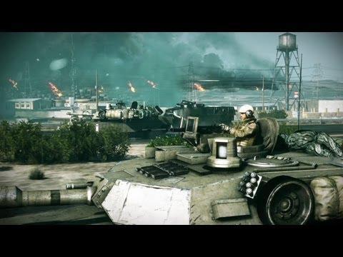 Battlefield 3 Launch Trailer -Q7GVSx7yMaA