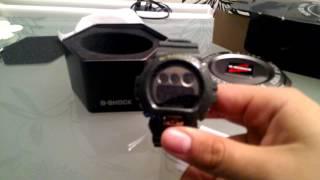 getlinkyoutube.com-G-SHOCK dw6900cr-3 crocodile watch