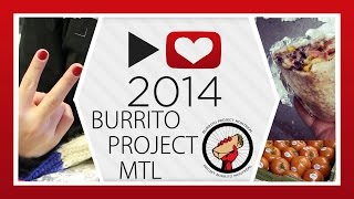 Project for Awesome 2014: THE BURRITO PROJECT