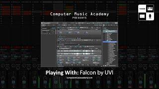 getlinkyoutube.com-UVI Falcon | Review | Computer Music Academy