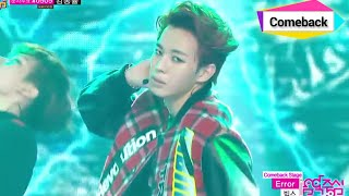 getlinkyoutube.com-[ComeBack Stage] VIXX - Error, 빅스 - 에러, Show Music core 20141018