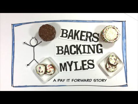 Bakers Backing Myles