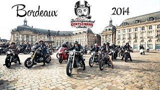 getlinkyoutube.com-Distinguished Gentleman's Ride 2014 - Bordeaux - France