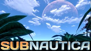 getlinkyoutube.com-Subnautica | Mountain Island Base with Moonpool | Subnautica Gameplay