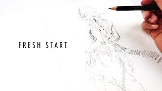 Conquering the Blank Page | Fresh Start Ep 01