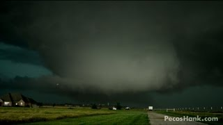 getlinkyoutube.com-LARGEST TORNADO EVER!!! From Birth to Death (w/ Radar & Commentary) 5-31-13