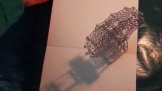 getlinkyoutube.com-pop-up - origamic architecture - ferris wheel (Hiroko) - dutchpapergirl