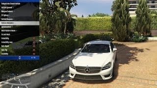 getlinkyoutube.com-GTA 5 Real Car Mods - Michael Choice of Cars