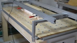 getlinkyoutube.com-Multi Function Workbench & Router Planer โต๊ะทำงานไม้อเนกประสงค์+เครื่องปรับระนาบ