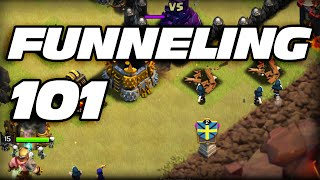 Clash of Clans - Funneling 101