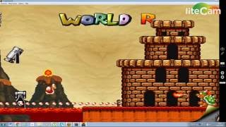 getlinkyoutube.com-Let's FAIL At Mario Forever-World R