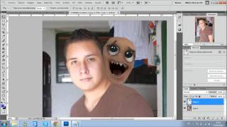getlinkyoutube.com-Tutorial Photoshop CS5 Remplazar Rostro Por Un Meme En La Vida Real [HD]