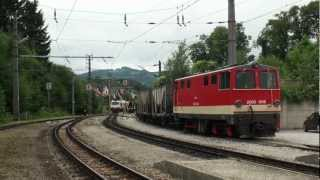 getlinkyoutube.com-Mariazellerbahn - 18.07.2012