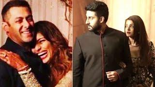 Salman Khan & Aishwarya Rai Bachchan @ Bipasha & Karan Singh Grover's WEDDING