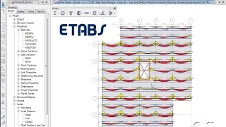 getlinkyoutube.com-ETABS - 24 Reinforced Concrete Slab Design: Watch & Learn