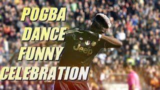 getlinkyoutube.com-Paul Pogba Dab Dance Funny Celebration 2016 - Funny Pogba Moments Ever PogDance Best Vines HD
