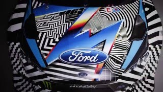 [HOONIGAN] Ken Block and Andreas Bakkerud's 2016 Ford Focus RS RX liveries by Felipe Pantone