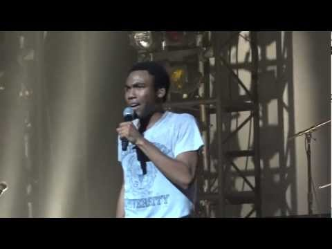 "Childish Gambino - ""Break (AOTL)"" (Live in Los Angeles 11-12-11)"