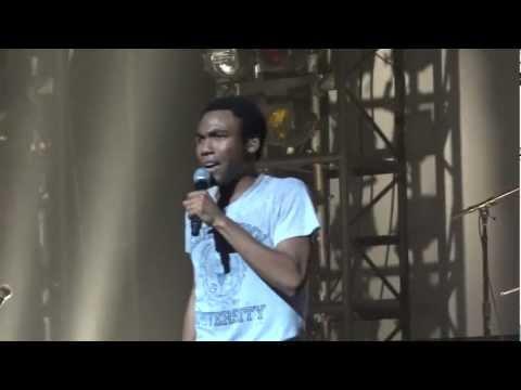 "Childish Gambino - ""Break (AOTL)"" (Live in Los Angeles 11-12-11)"