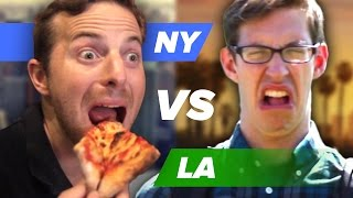 getlinkyoutube.com-The Try Guys Try To Find The Best Pizza • NY Vs. LA