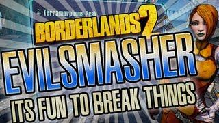 getlinkyoutube.com-PATCHED Borderlands 2 Evil Smasher glitch NO LONGER WORKS
