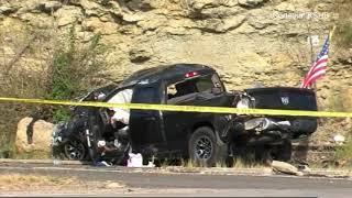 El saldo de fallecidos de accidente fue de una adolescente y de un niño de 3 años