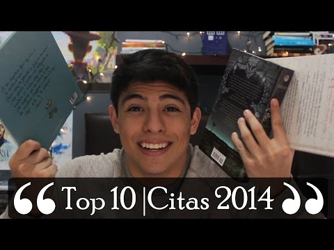 TOP 10   Citas 2014   Frases Favoritas