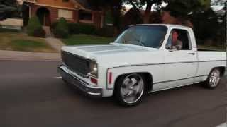 getlinkyoutube.com-1978 GMC Hot Rod Pickup Muscle Truck 600HP 454 Big Block