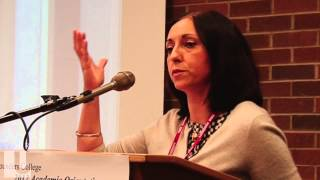 getlinkyoutube.com-Author Marina Nemat | Inspirational Women: Sept. 2012 Founders College Orientation | York University