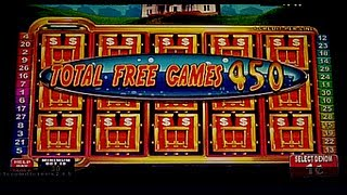 getlinkyoutube.com-Konami -*450 FREE SPINS!!!* Electrifying Riches - Slot Machine Bonus