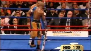 Floyd Mayweather vs Sharmba Mitchell