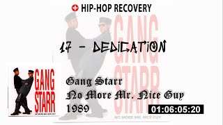 getlinkyoutube.com-Gang Starr - No More Mr, Nice Guy 1989 (FULL ALBUM)