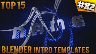getlinkyoutube.com-TOP 15 Blender intro templates #82 (Free download)
