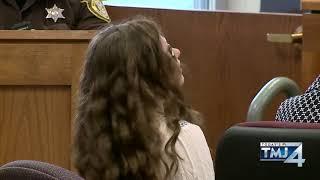 Slender Man Suspect Anissa Weier Describes Stabbing