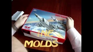 ICM MiG - 25 PD review