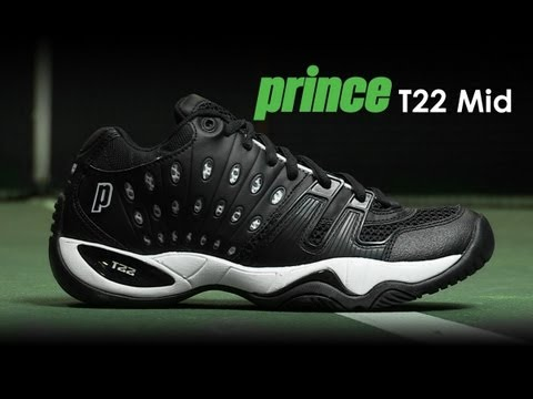 Prince T22 Mid Shoe Review