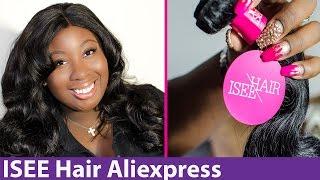 Isee Hair Aliexpress Brazilian Body Wave Review