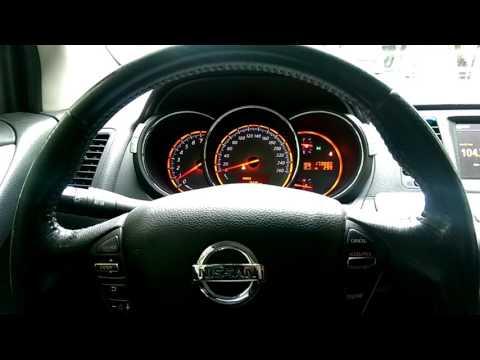 Nissan murano z51 ошибки abs, vsc, 4wd