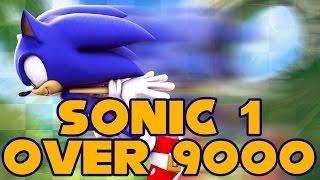 getlinkyoutube.com-Sonic 1 - Over 9000 - Walkthrough