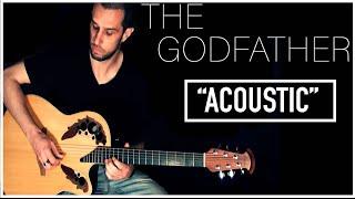 getlinkyoutube.com-The Godfather Theme  - Acoustic Cover